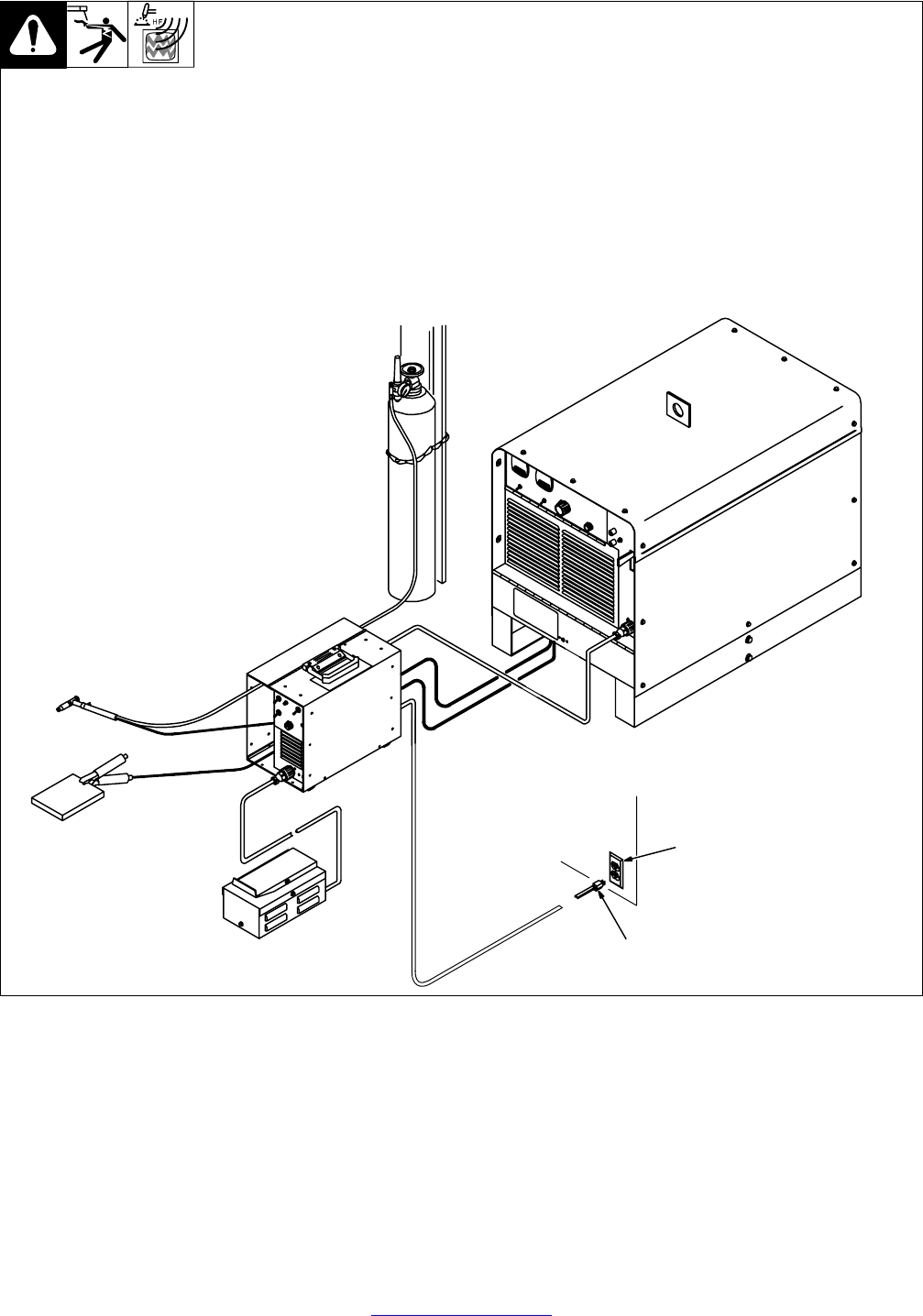 Page 18 of Miller Electric Welding System HF-251D-1 User