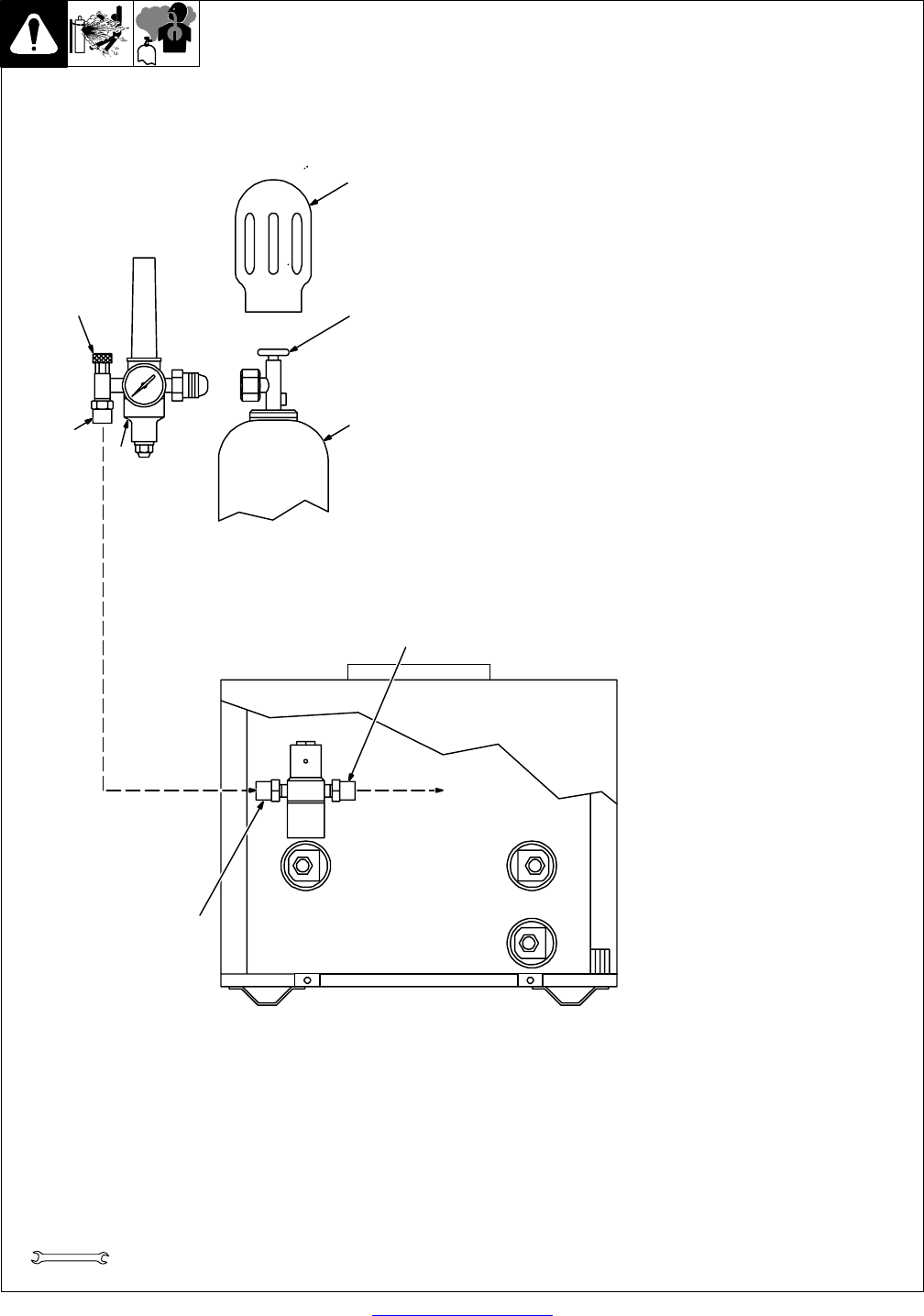 Page 14 of Miller Electric Welding System HF-251D-1 User