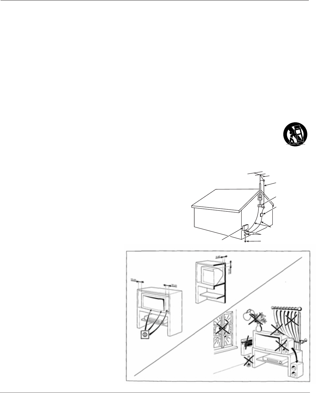 Page 3 of RCA Flat Panel Television D52W20 User Guide