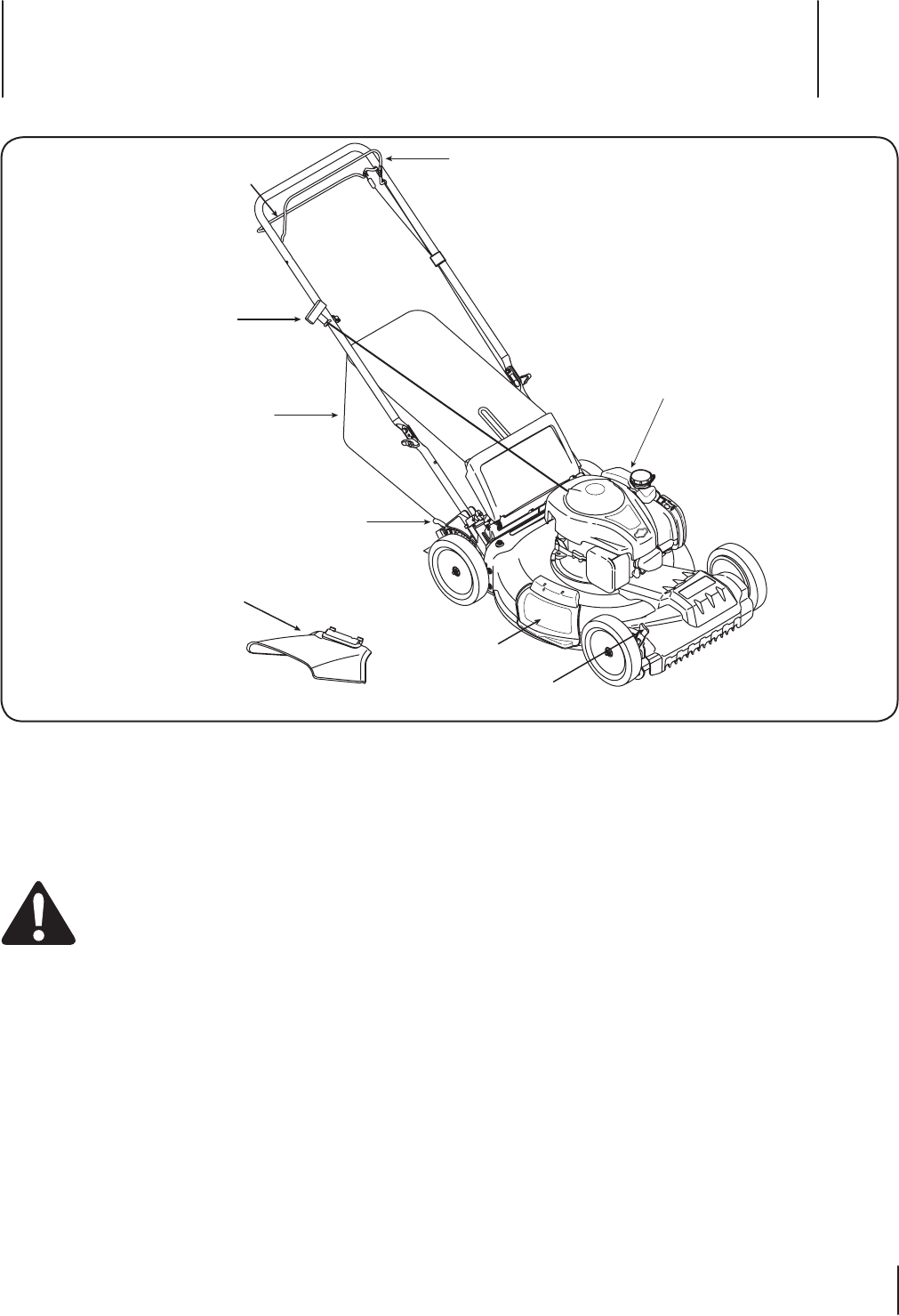 Page 39 of Troy-Bilt Lawn Mower TB200 User Guide