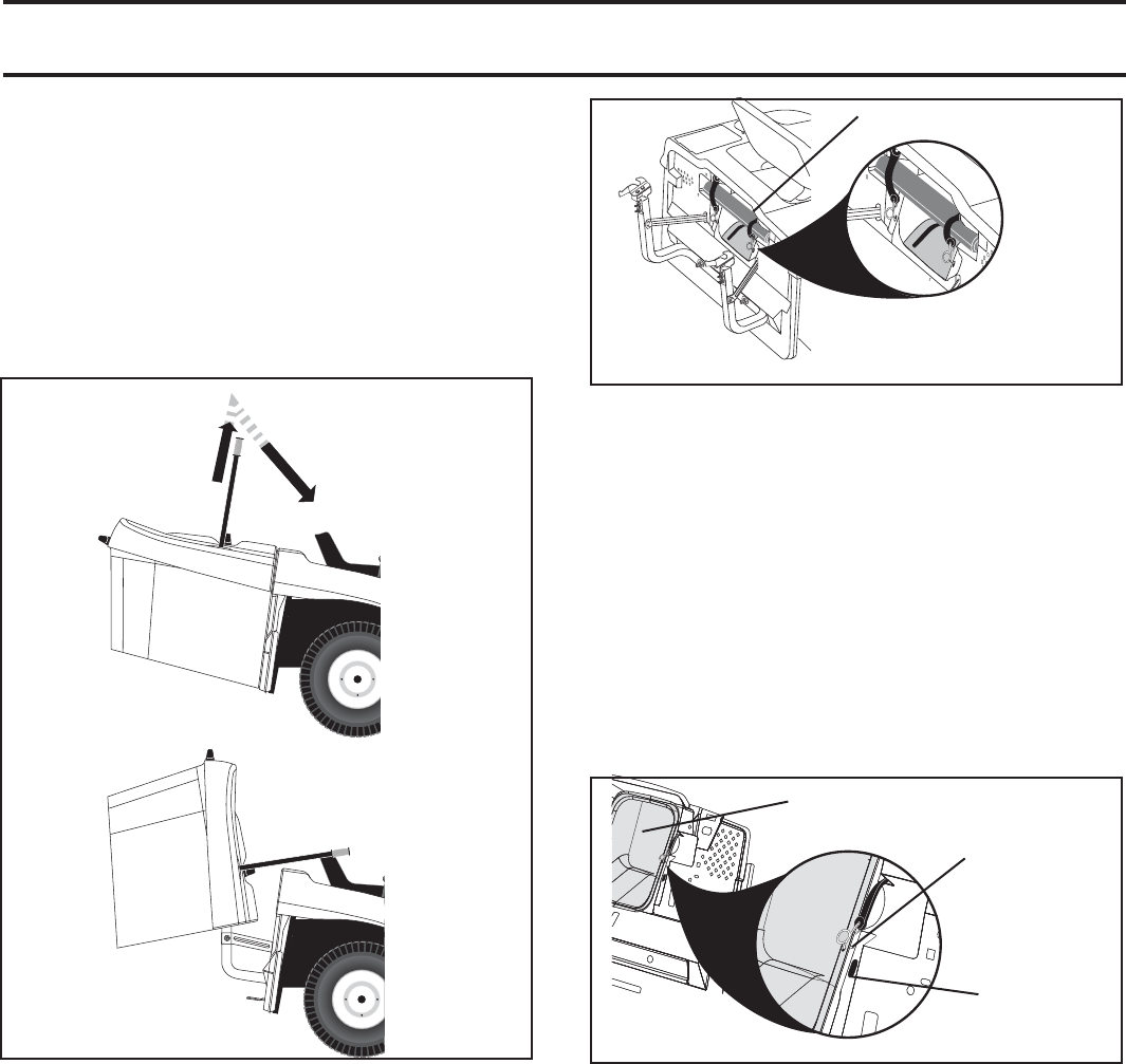 Page 16 of Jonsered Lawn Mower LT2220 CMA2 User Guide