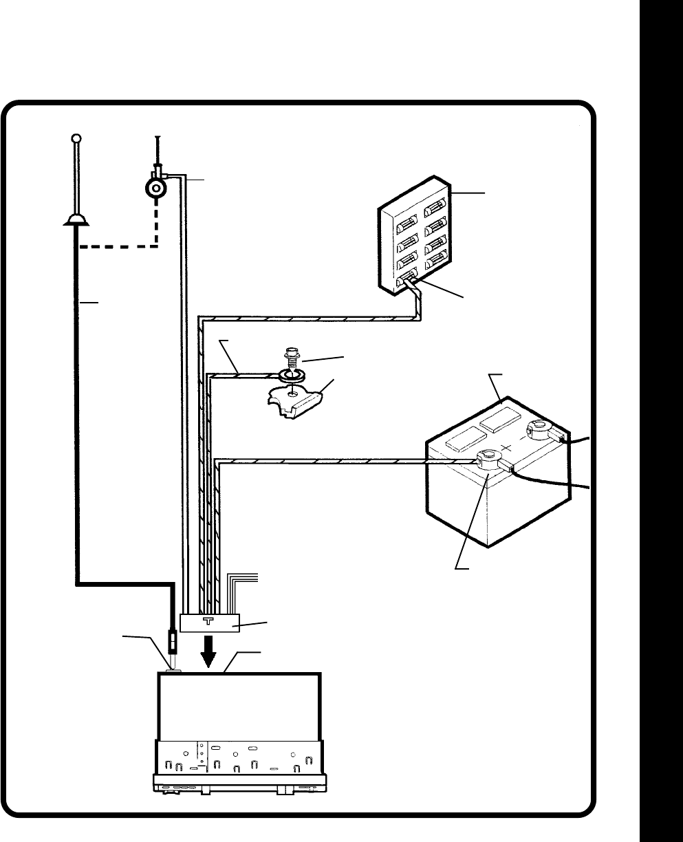 Page 9 of Audiovox Stereo System ACD-30 User Guide