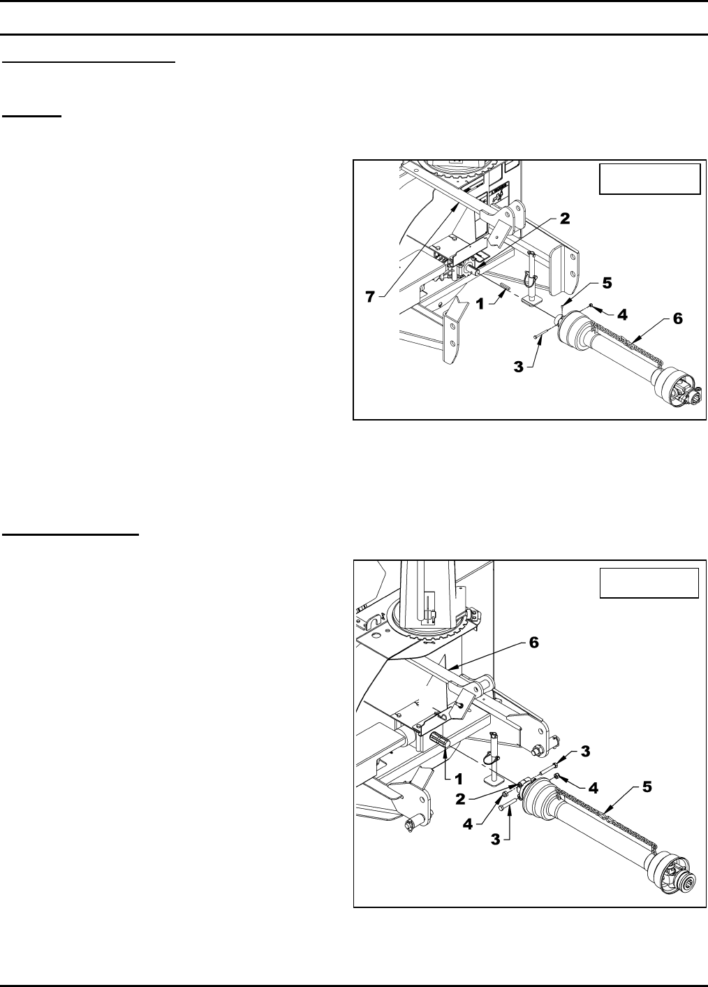 Page 26 of John Deere Snow Blower SB1148 User Guide