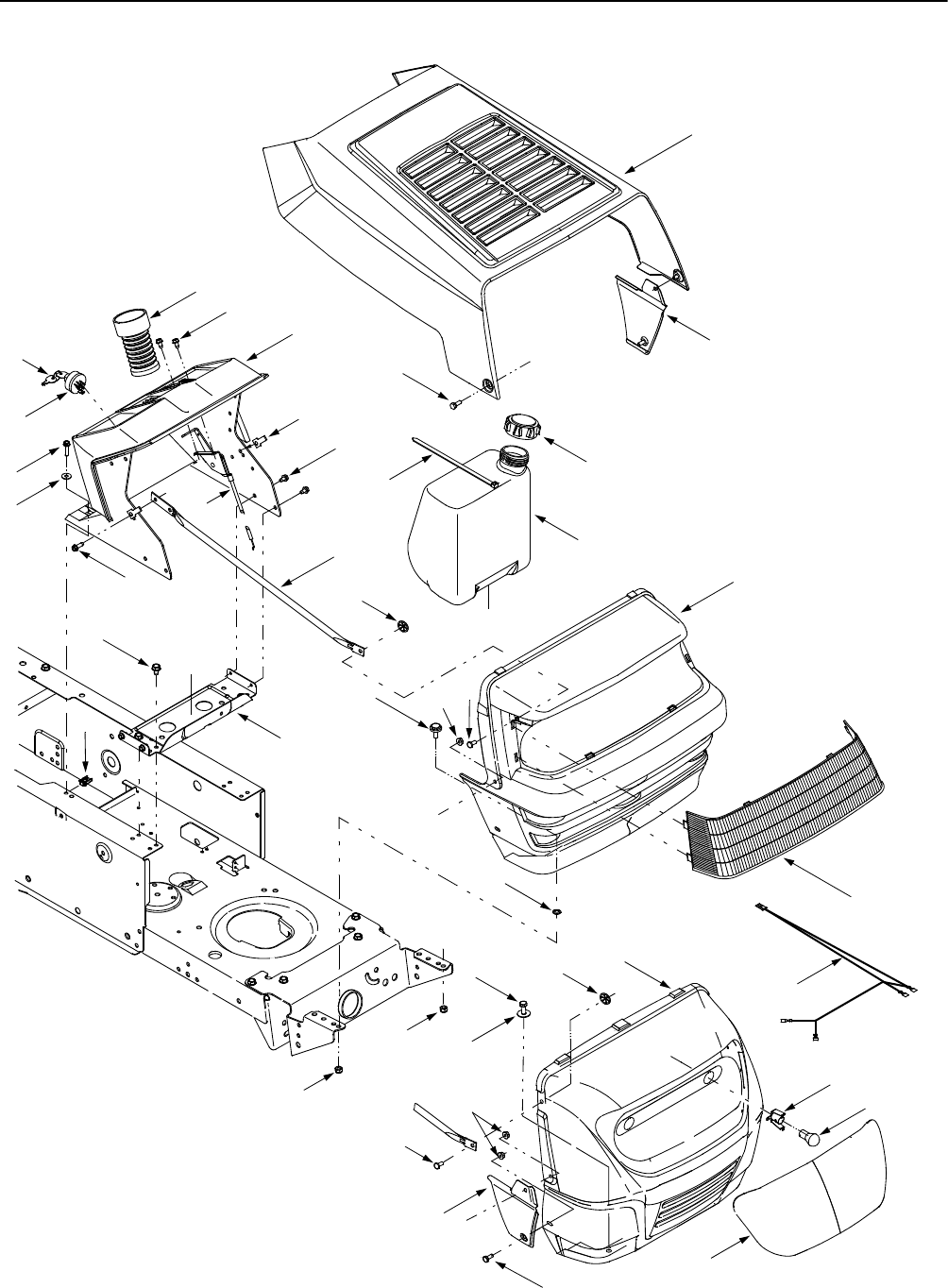 Page 24 of MTD Lawn Mower MODELS 650 652 User Guide