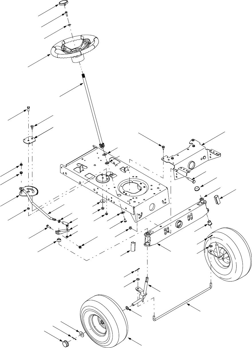 Page 26 of MTD Lawn Mower MODELS 650 652 User Guide