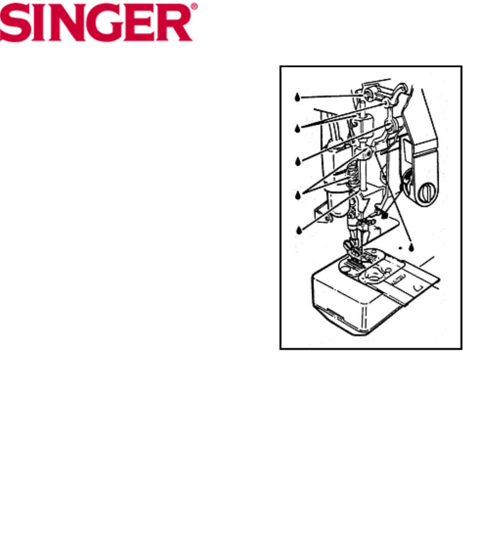 Page 44 of Singer Sewing Machine 10 User Guide