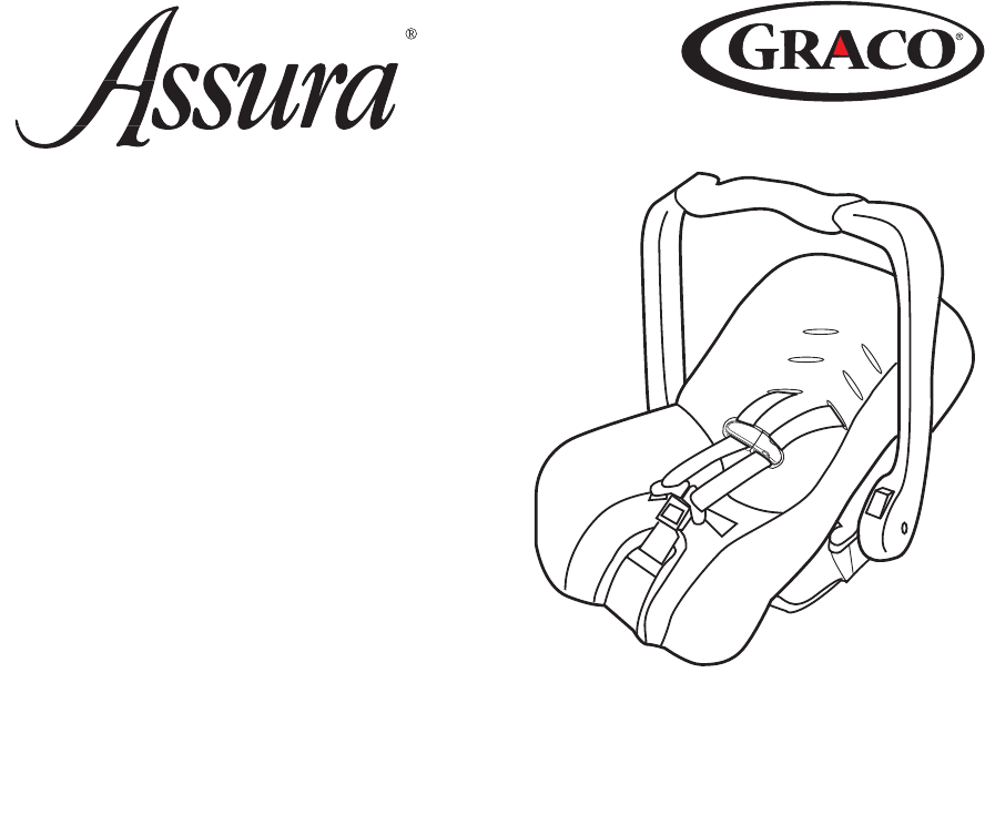 Graco Stroller Instruction Manual