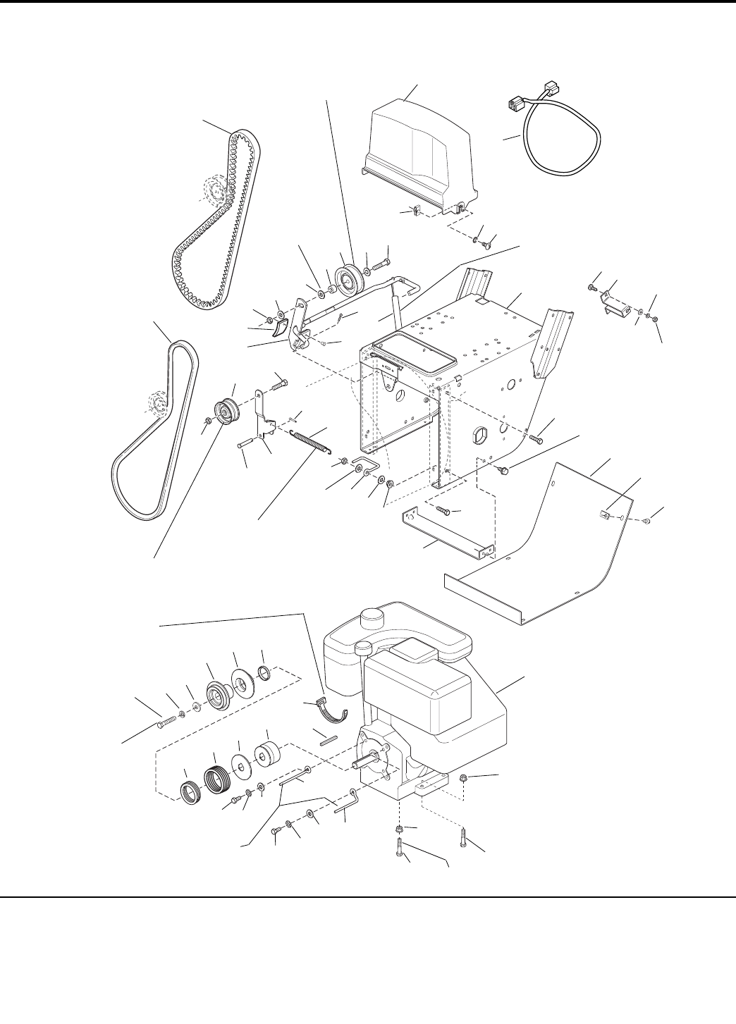 Page 36 of Simplicity Snow Blower HMSK80 User Guide