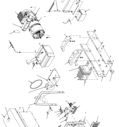 page 23 of miller electric welding system bobcat 225g user guide miller bobcat welder parts diagram [ 1008 x 1296 Pixel ]