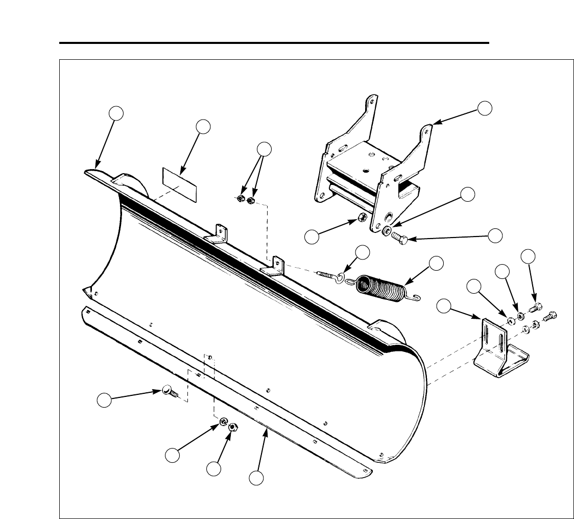 Page 5 of Simplicity Snow Blower Attachment 1691620 User