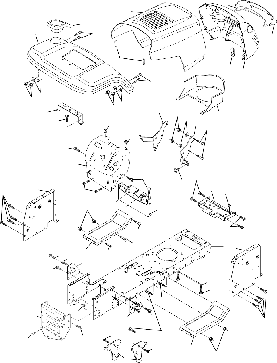 Page 30 of Poulan Lawn Mower 175581 User Guide