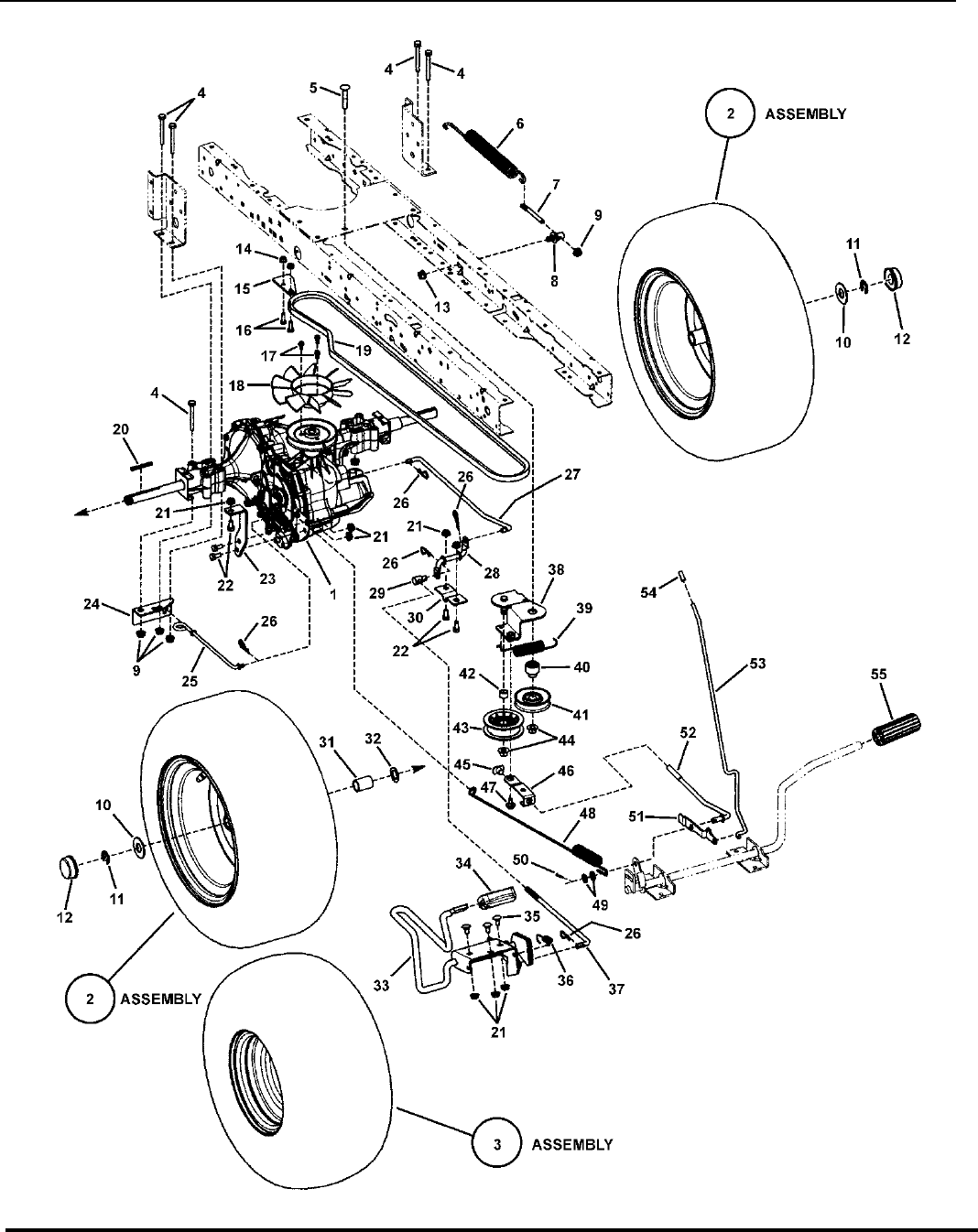 Page 16 of Snapper Lawn Mower LT-100 Series User Guide