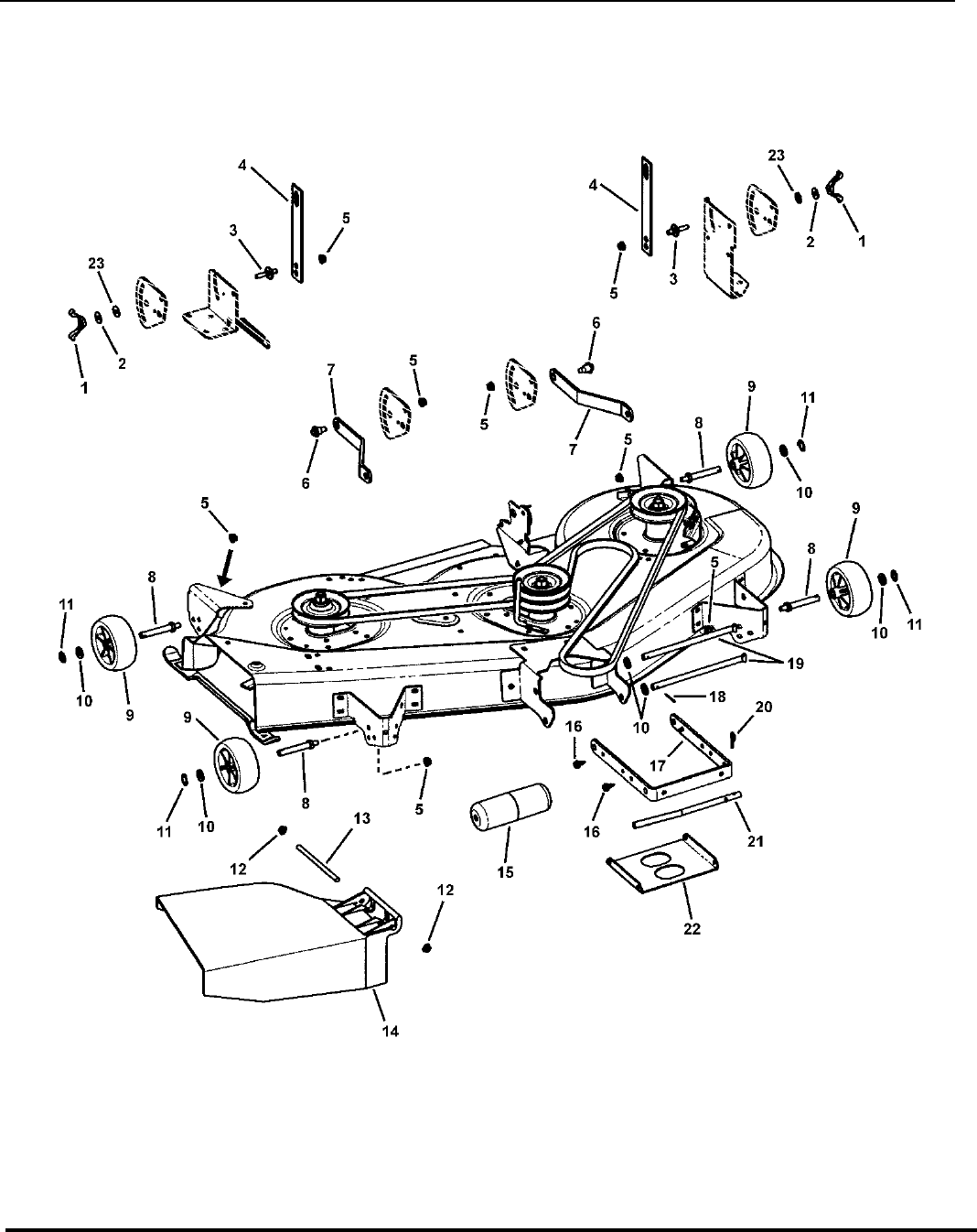 Page 40 of Snapper Lawn Mower LT-100 Series User Guide
