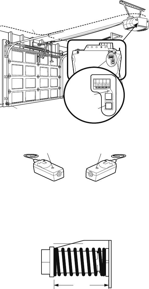 Page 35 of Chamberlain Garage Door Opener WD962KD User