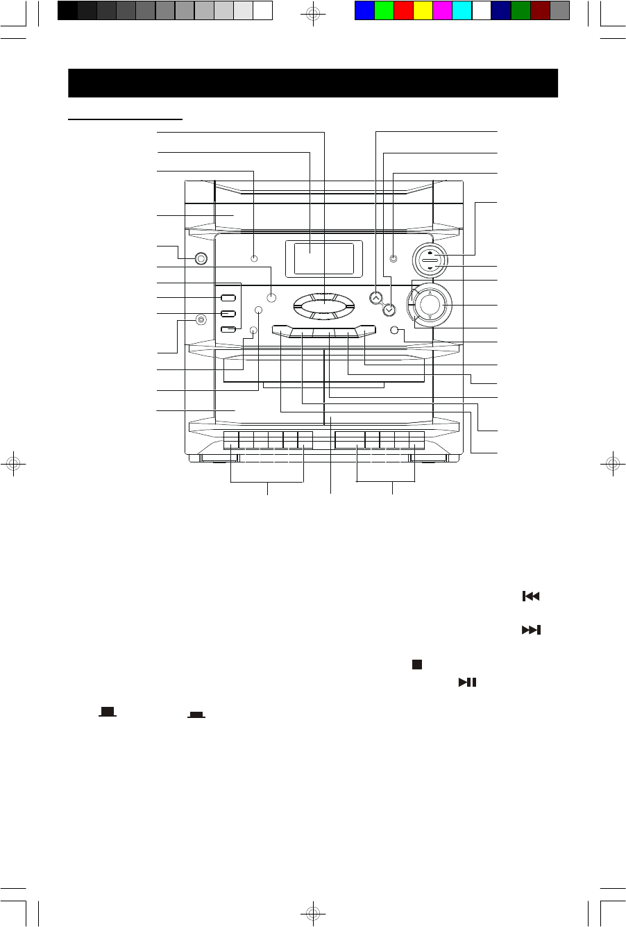 Page 9 of Emerson Stereo System MS9600 User Guide