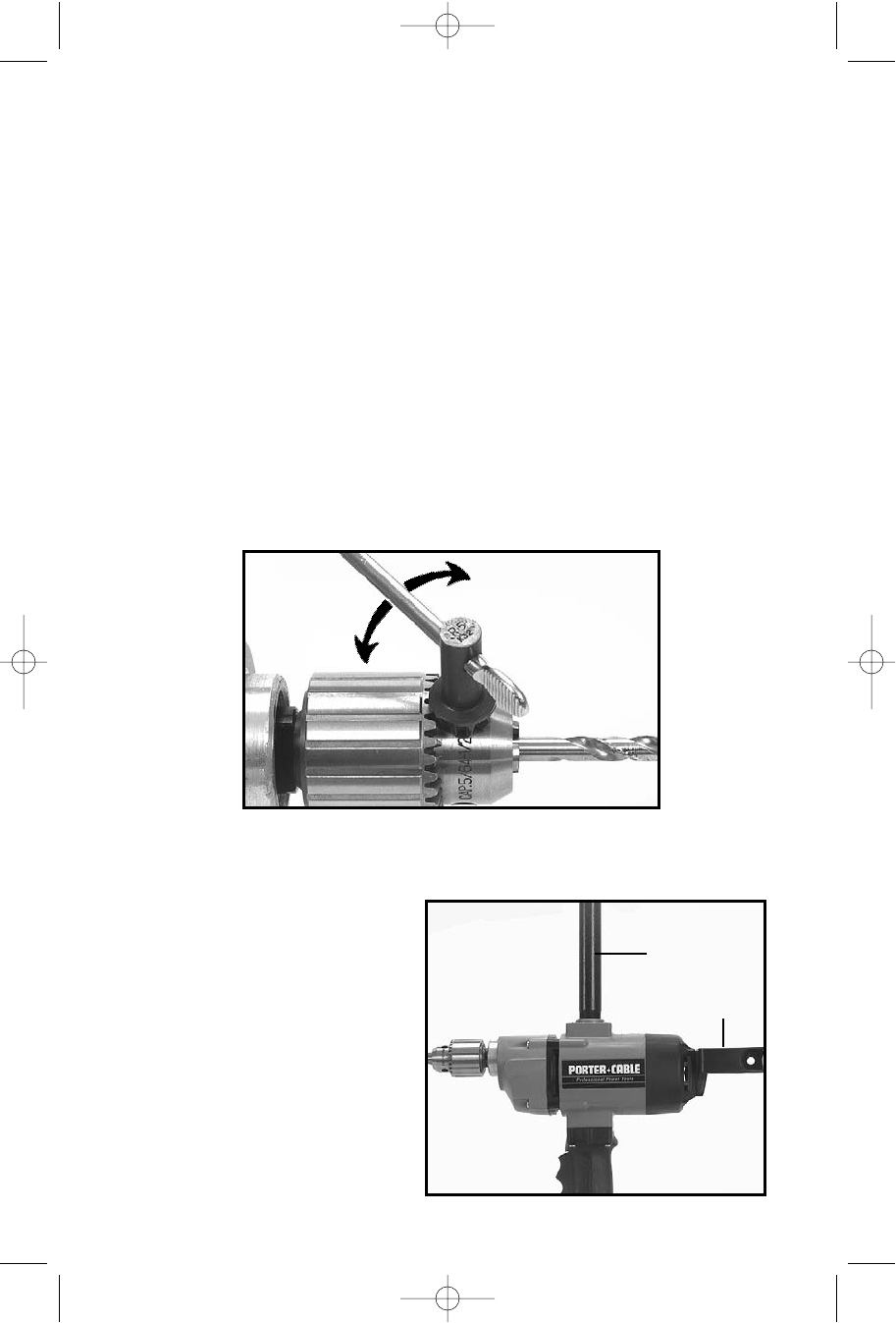 Page 6 of Porter-Cable Drill 7564 User Guide