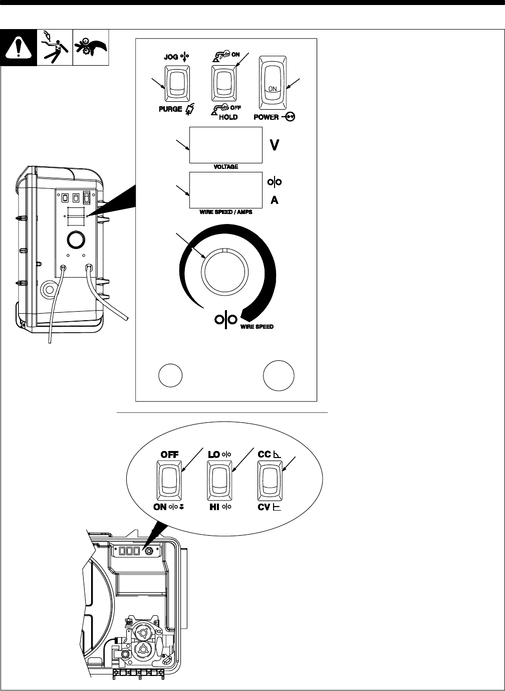 Page 25 of Miller Electric Welder 12VS User Guide