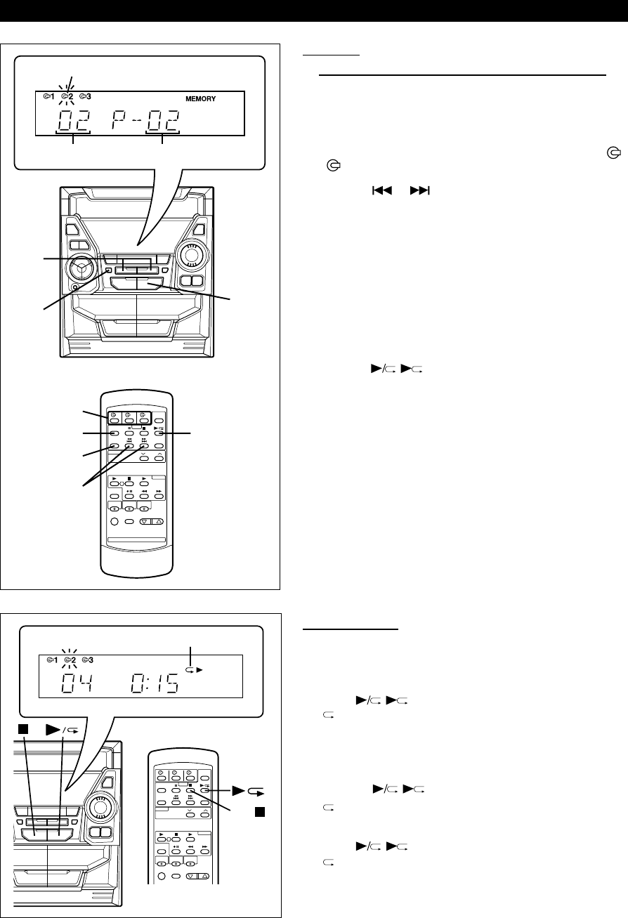 Page 11 of Sharp Stereo System CD-BA120 User Guide