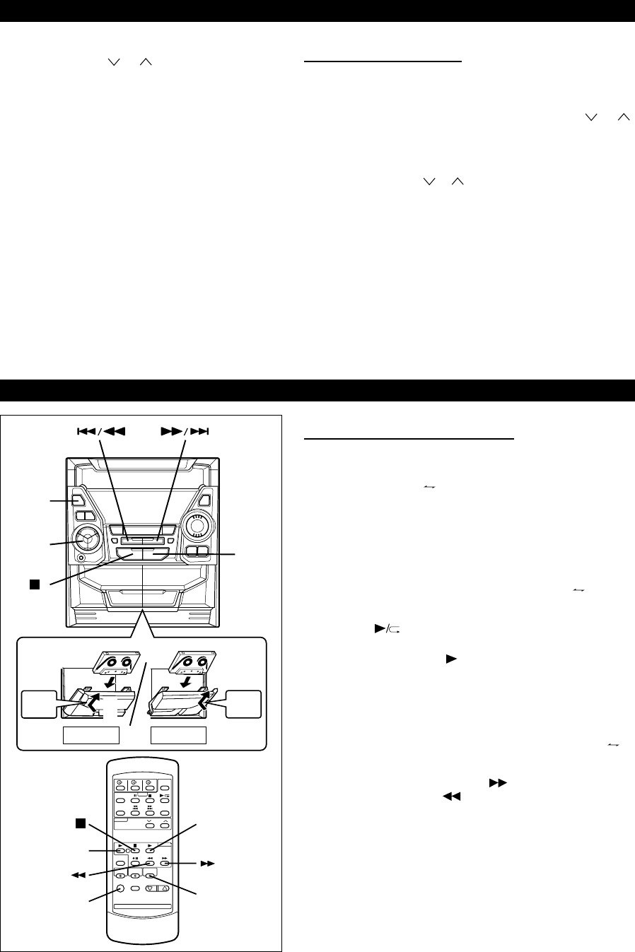 Page 13 of Sharp Stereo System CD-BA120 User Guide