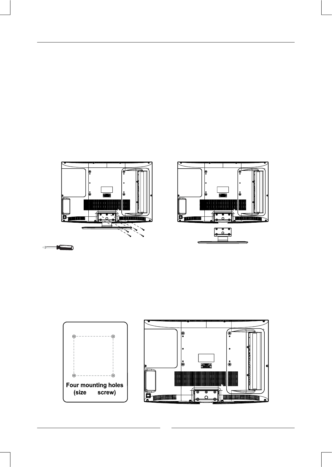 Page 19 of Curtis Flat Panel Television LCD3227A-2 User