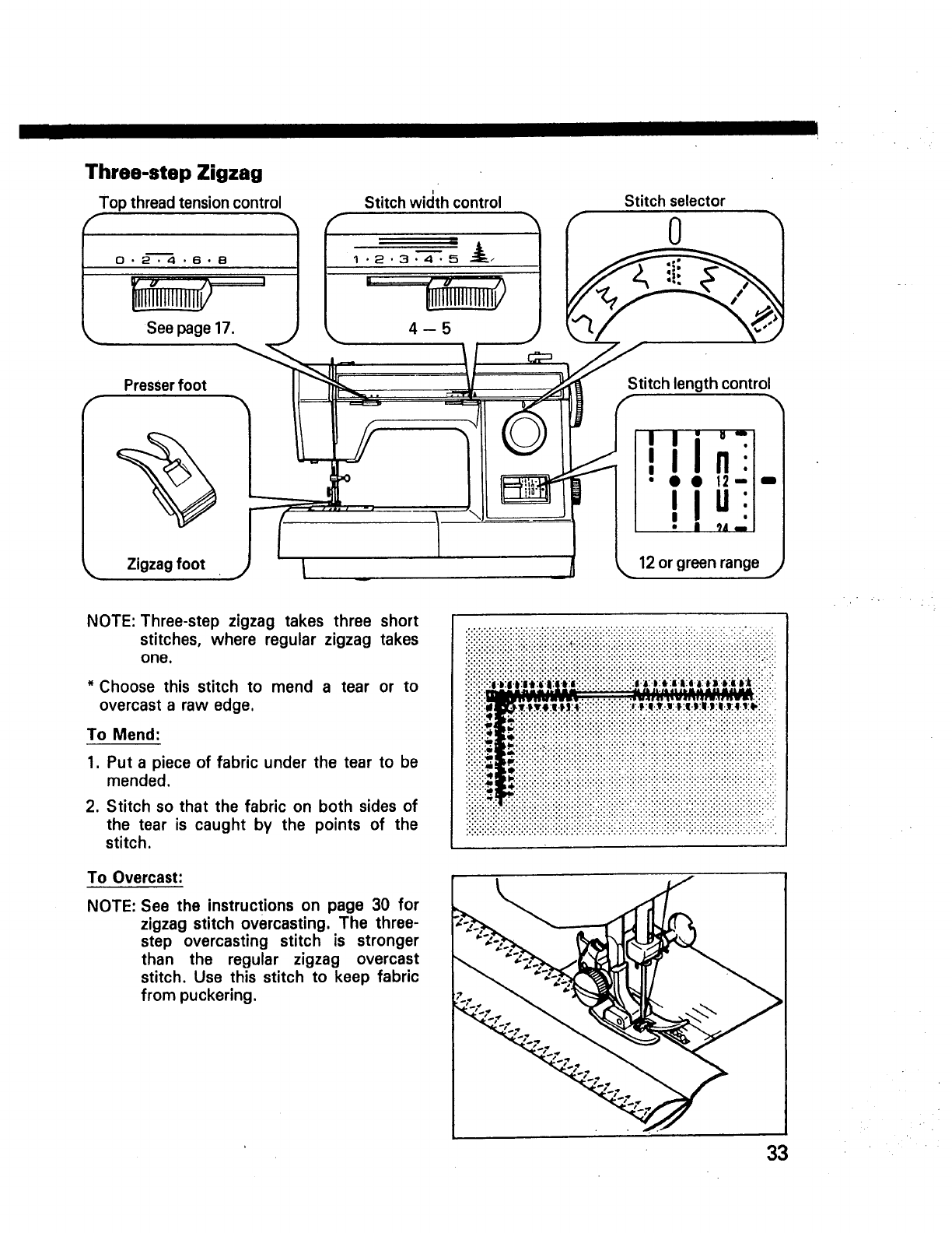 Page 35 of Kenmore Sewing Machine 14502 User Guide