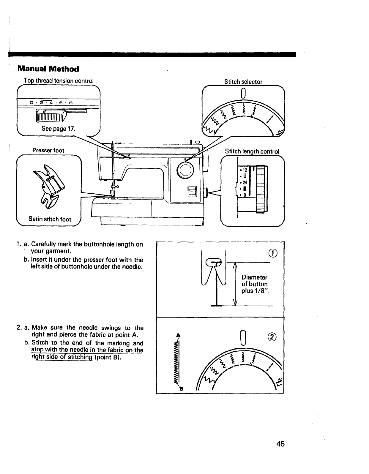 Page 47 of Kenmore Sewing Machine 10101 User Guide