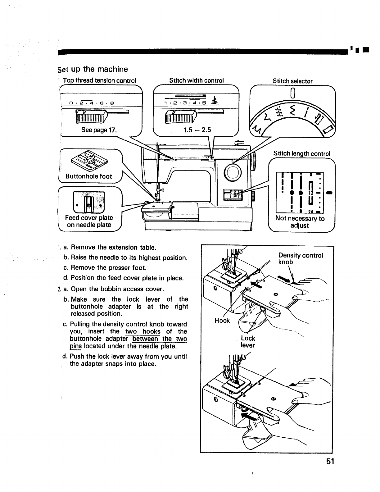 Page 53 of Kenmore Sewing Machine 11101 User Guide