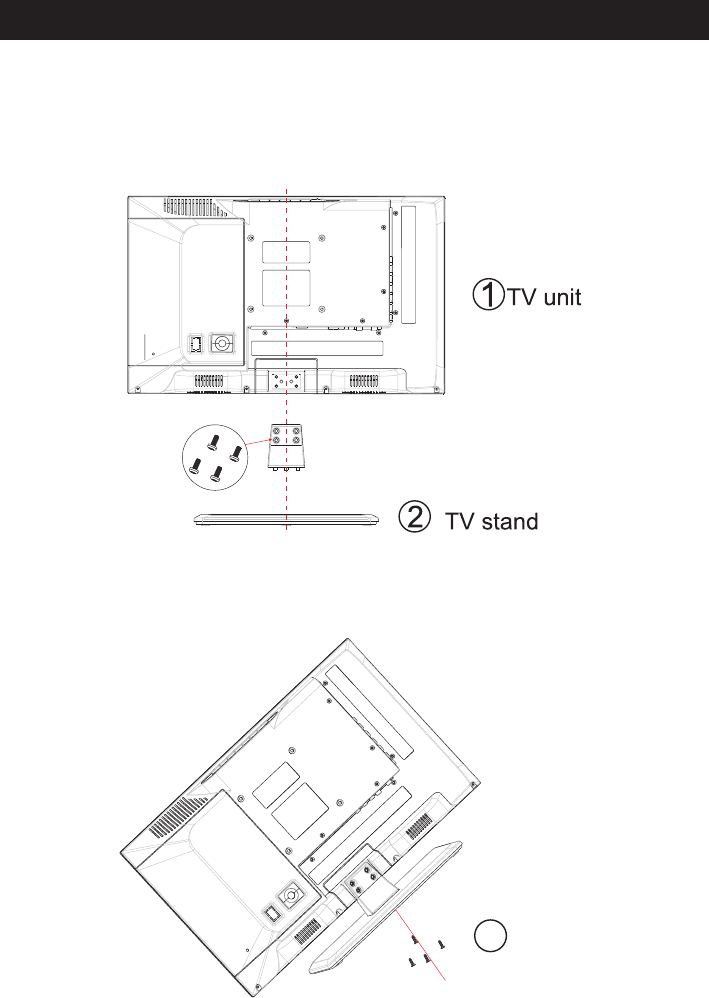 Page 6 of ProScan Flat Panel Television PLED2435A-E User
