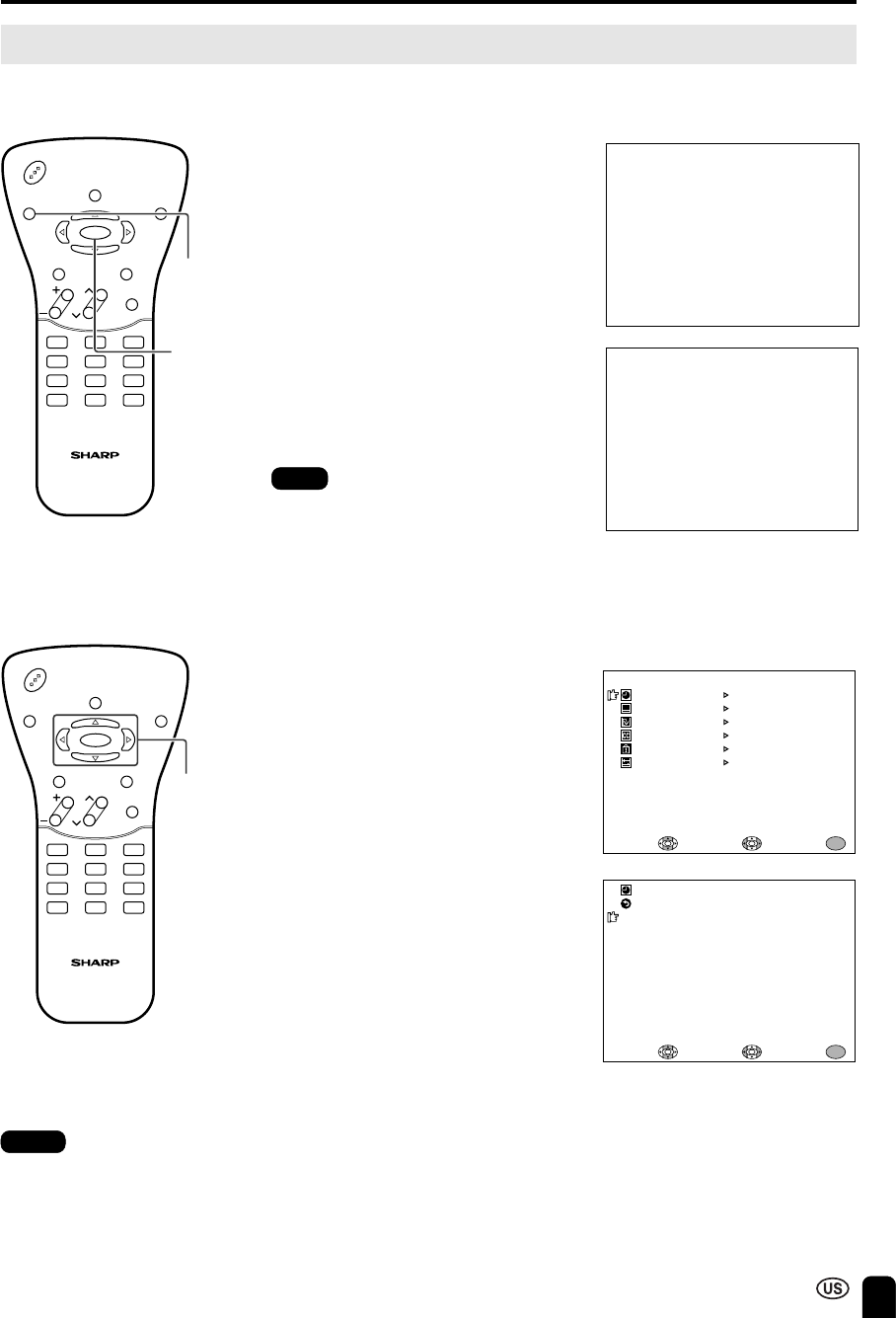 Page 20 of Sharp Flat Panel Television LC 15B2UA User