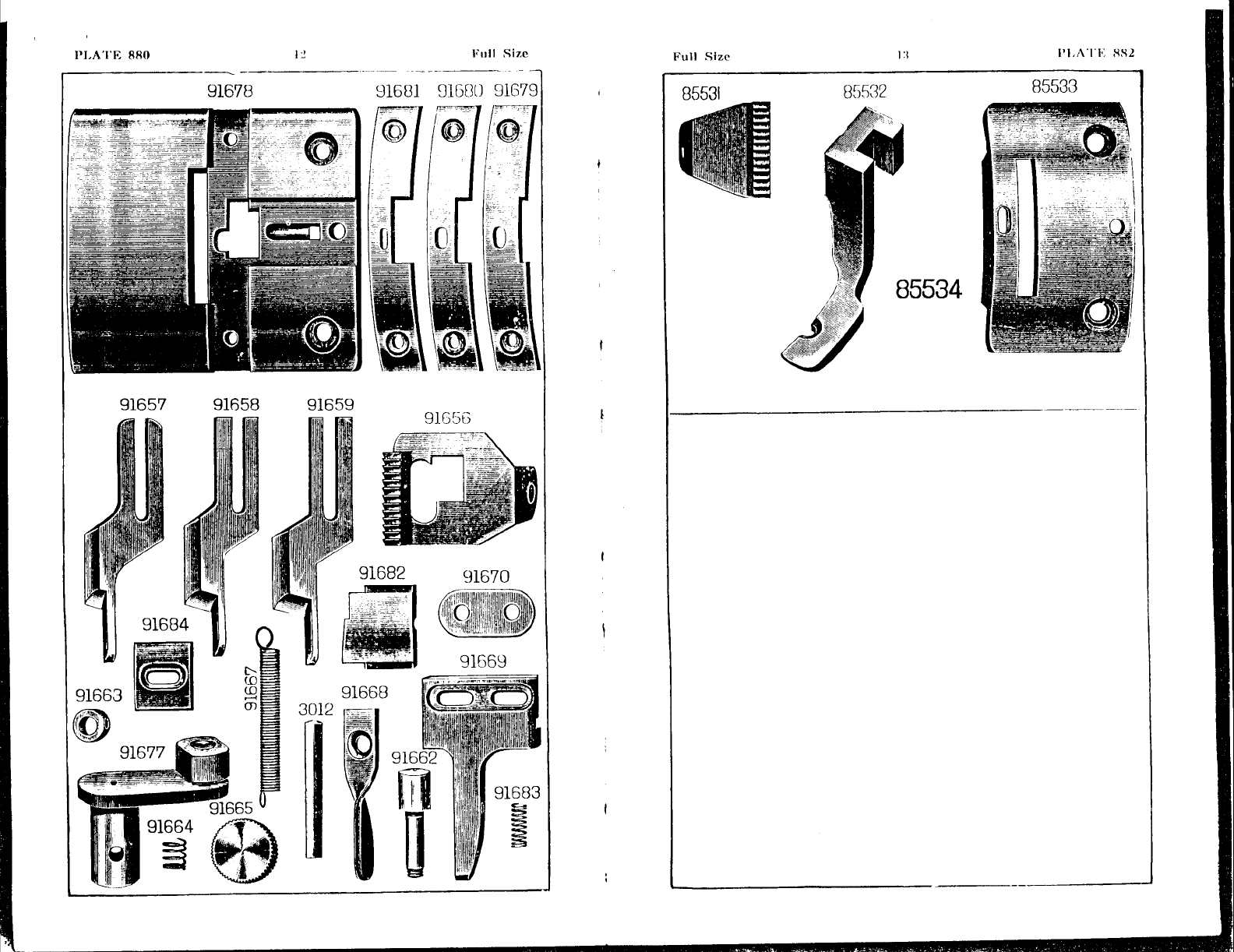 Page 7 of Singer Sewing Machine 45K25 User Guide