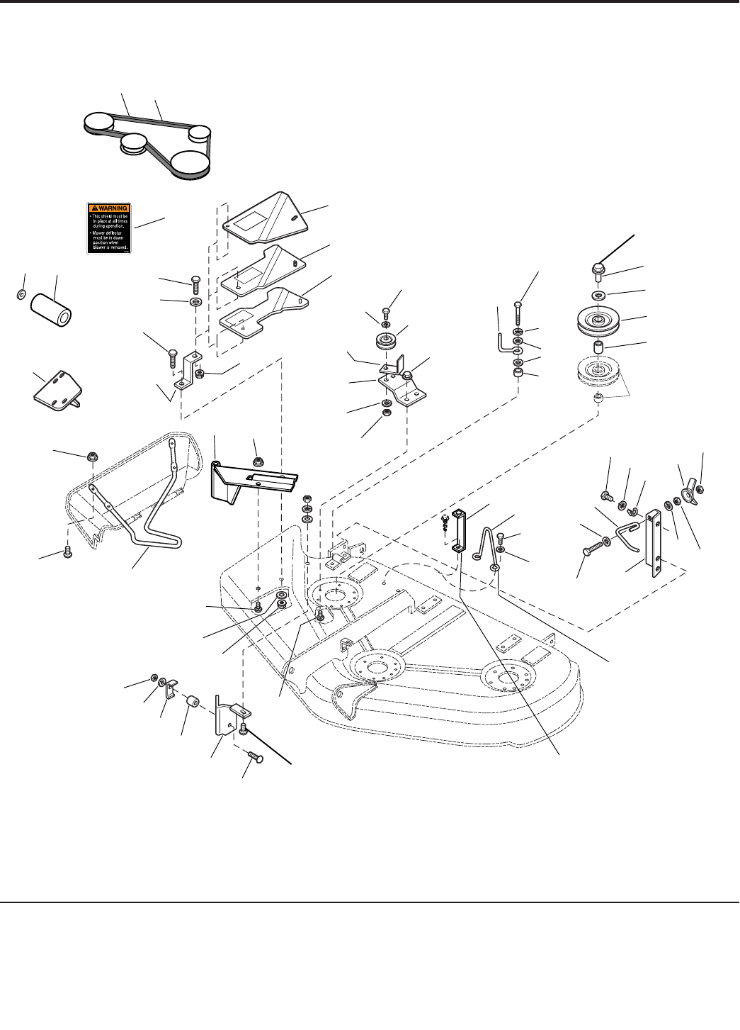 Page 2 of Simplicity Lawn Mower 1694306 User Guide