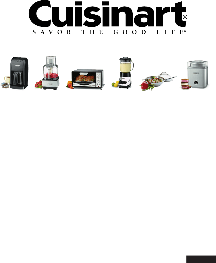 Page 8 of Cuisinart Coffeemaker DCC-450 User Guide