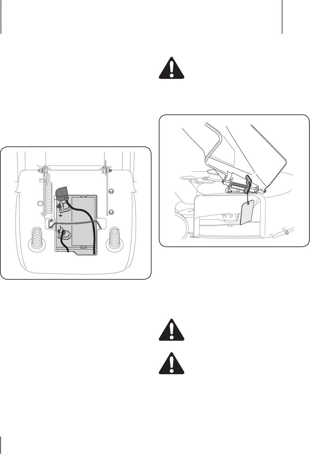 Page 8 of Troy-Bilt Lawn Mower Pony User Guide