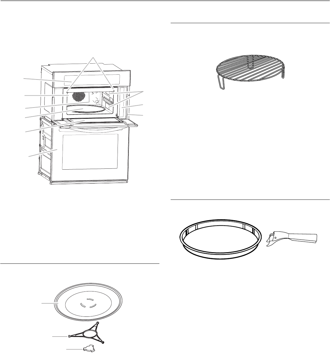 Page 5 of KitchenAid Convection Oven KBHS109 User Guide