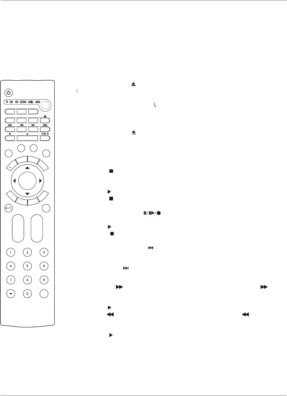 Page 40 of Haier TV DVD Combo HLC26 User Guide