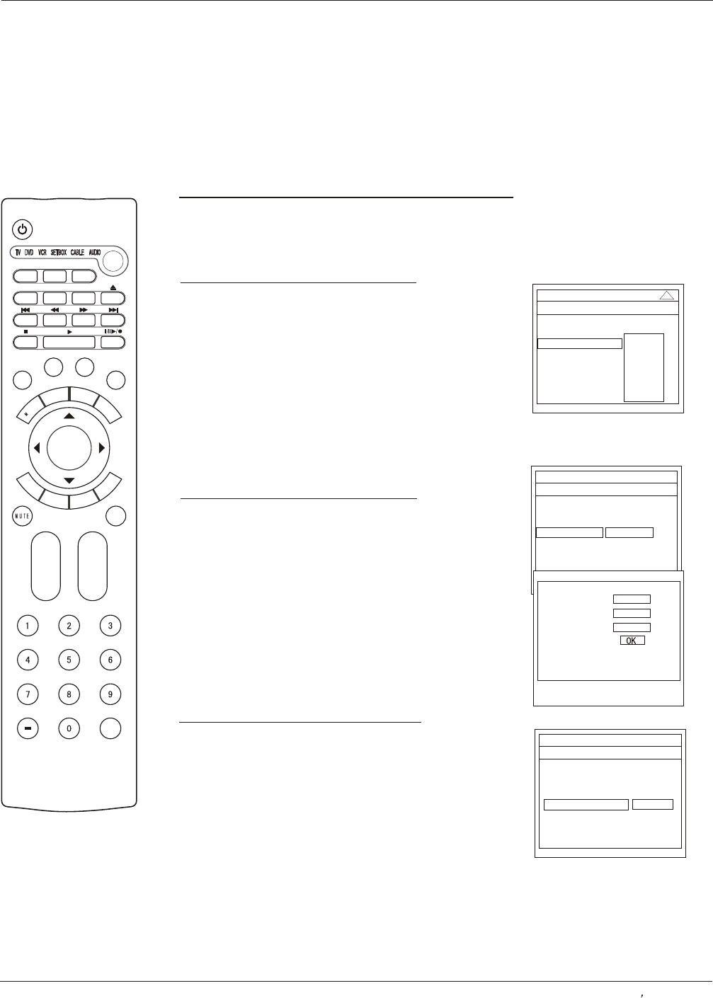 Page 45 of Haier TV DVD Combo HLC26 User Guide