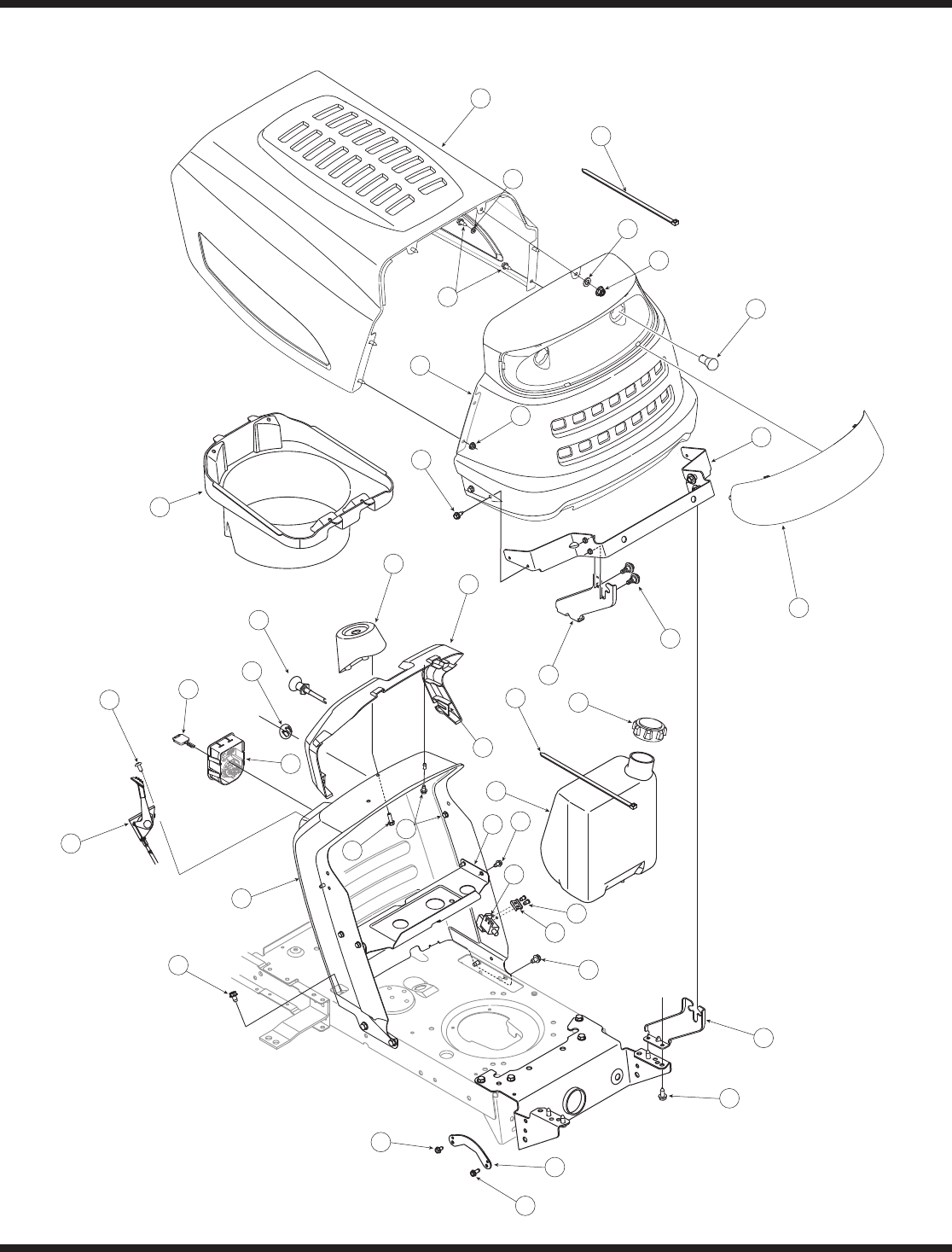 Page 2 of MTD Lawn Mower 760-779 User Guide