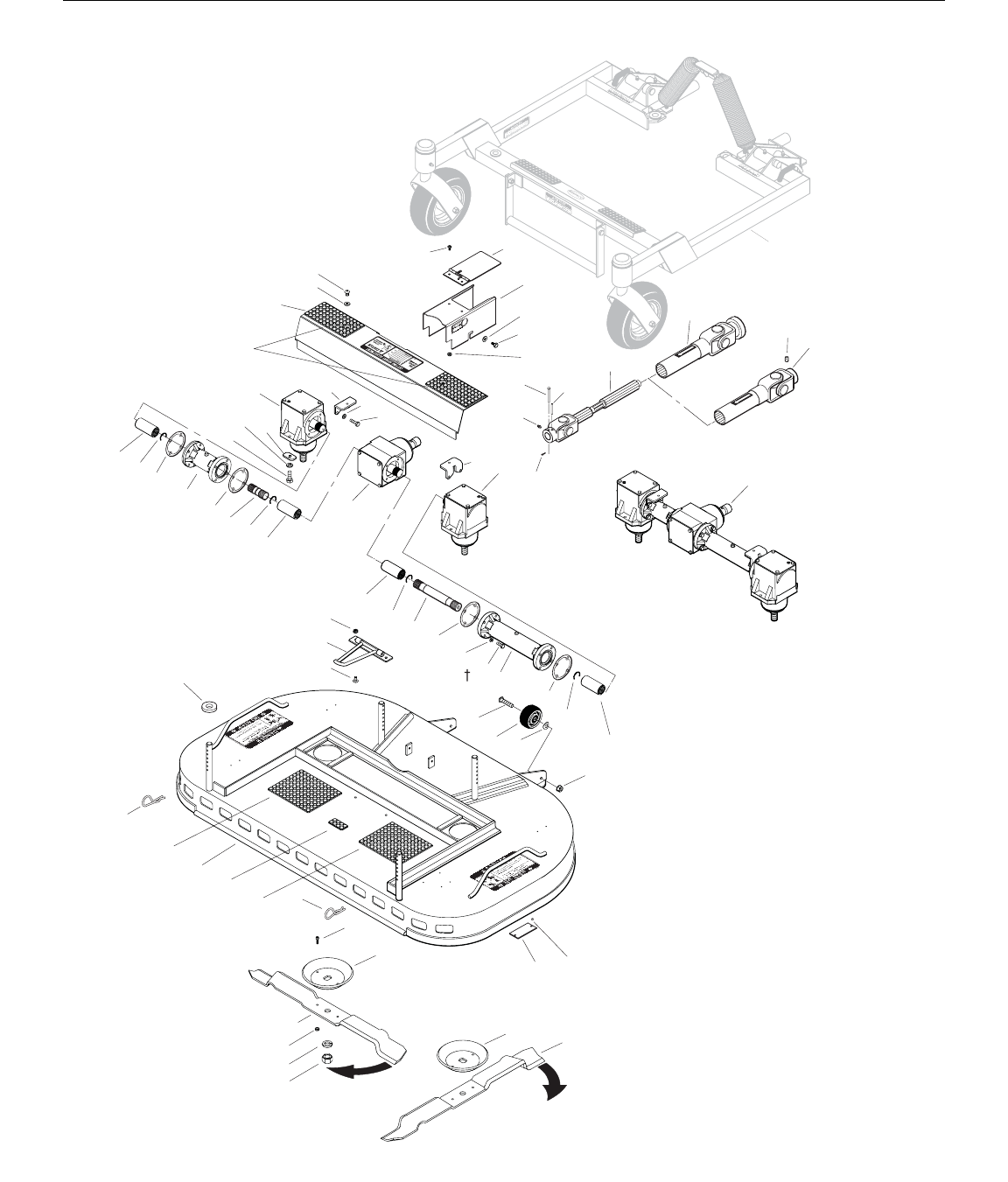Page 19 of Walker Lawn Mower 42-inch User Guide