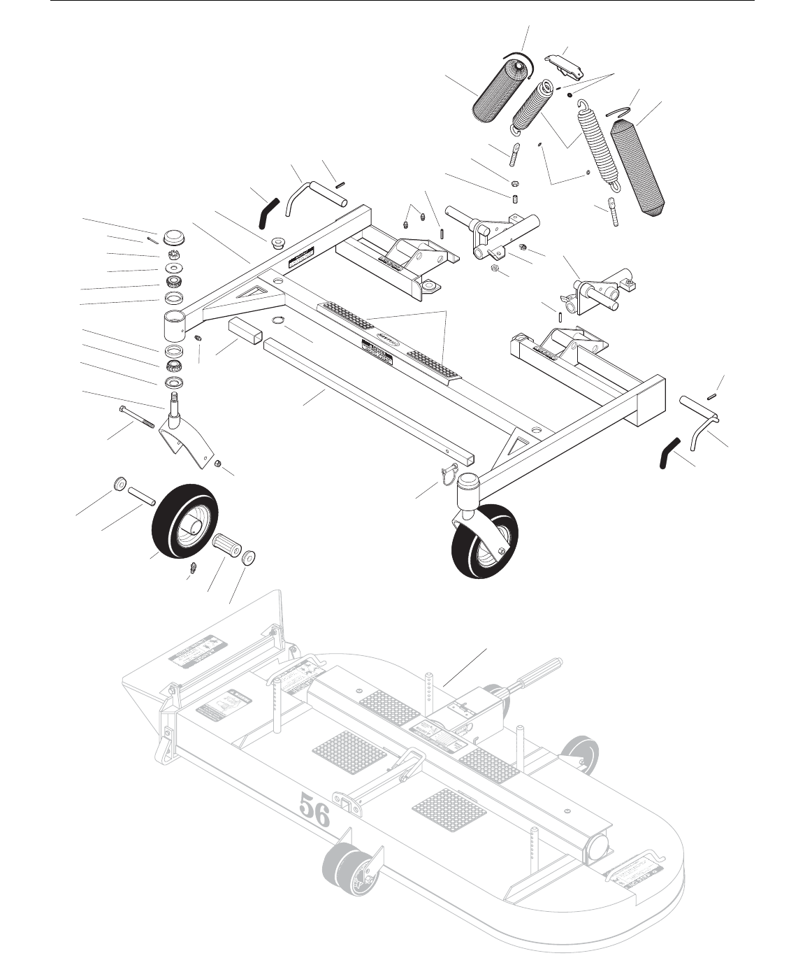 Page 33 of Walker Lawn Mower 62-inch User Guide