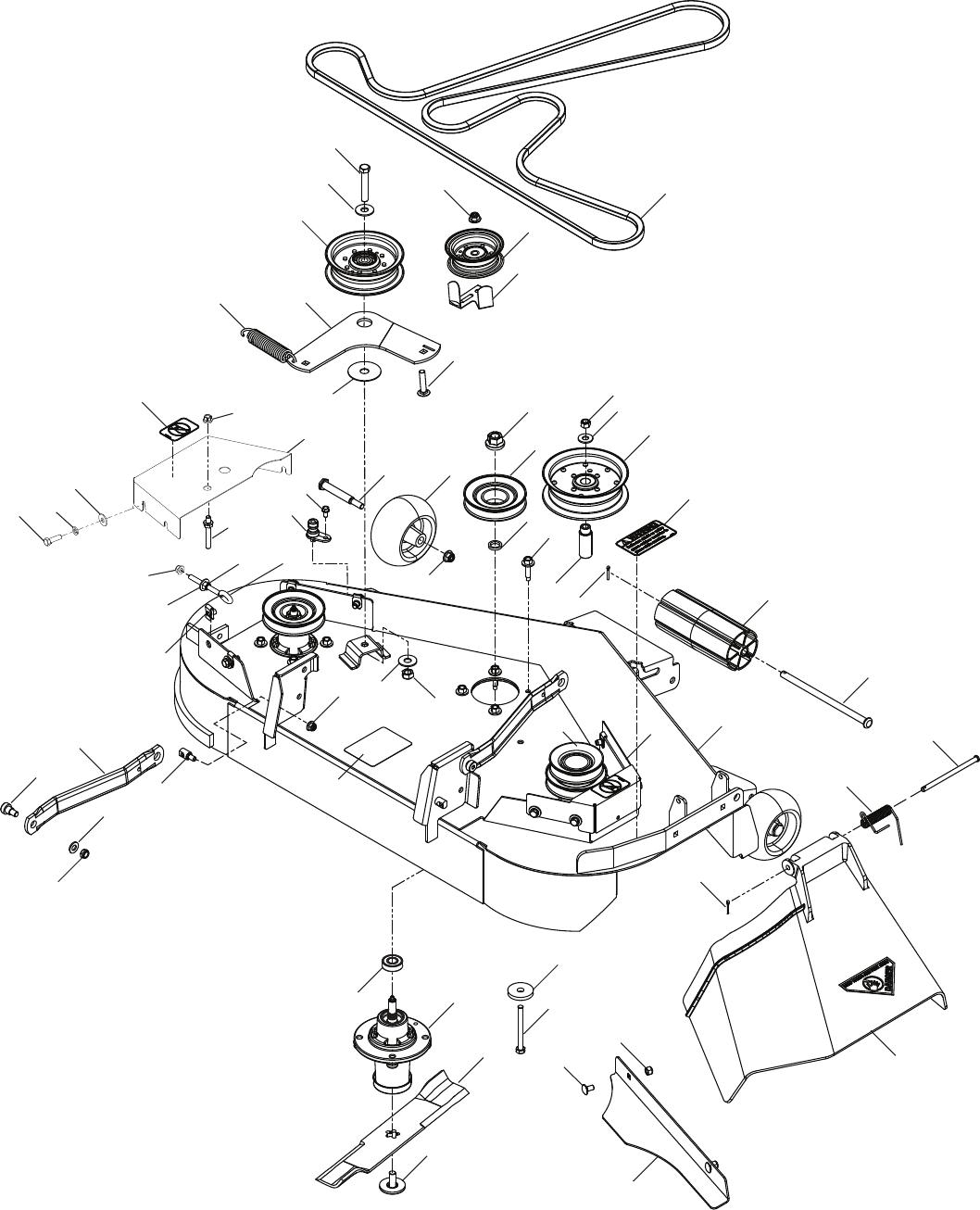 Page 40 of Husqvarna Lawn Mower YTH2242TDF User Guide