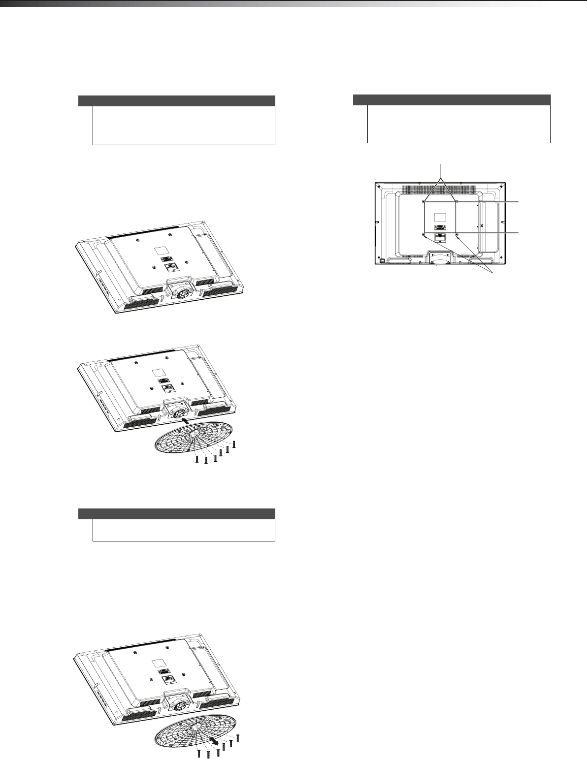 Page 8 of Dynex Flat Panel Television DX-32L100A13 User
