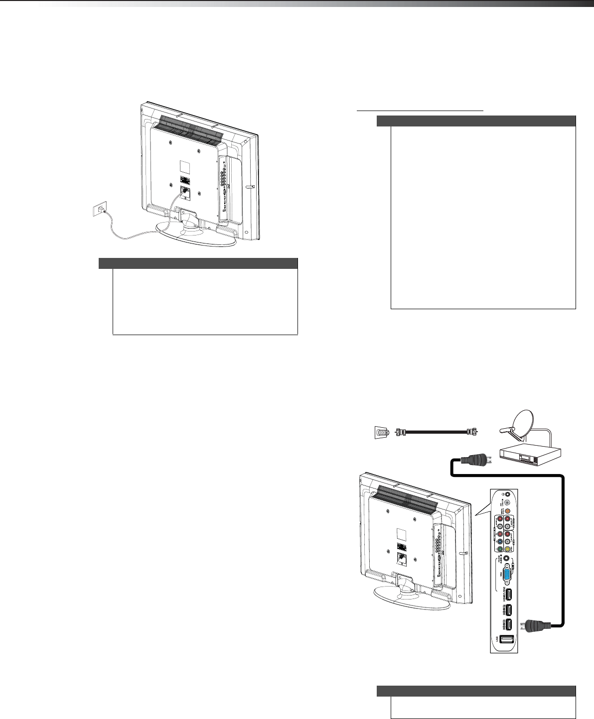 Page 13 of Dynex Flat Panel Television DX-32L100A13 User