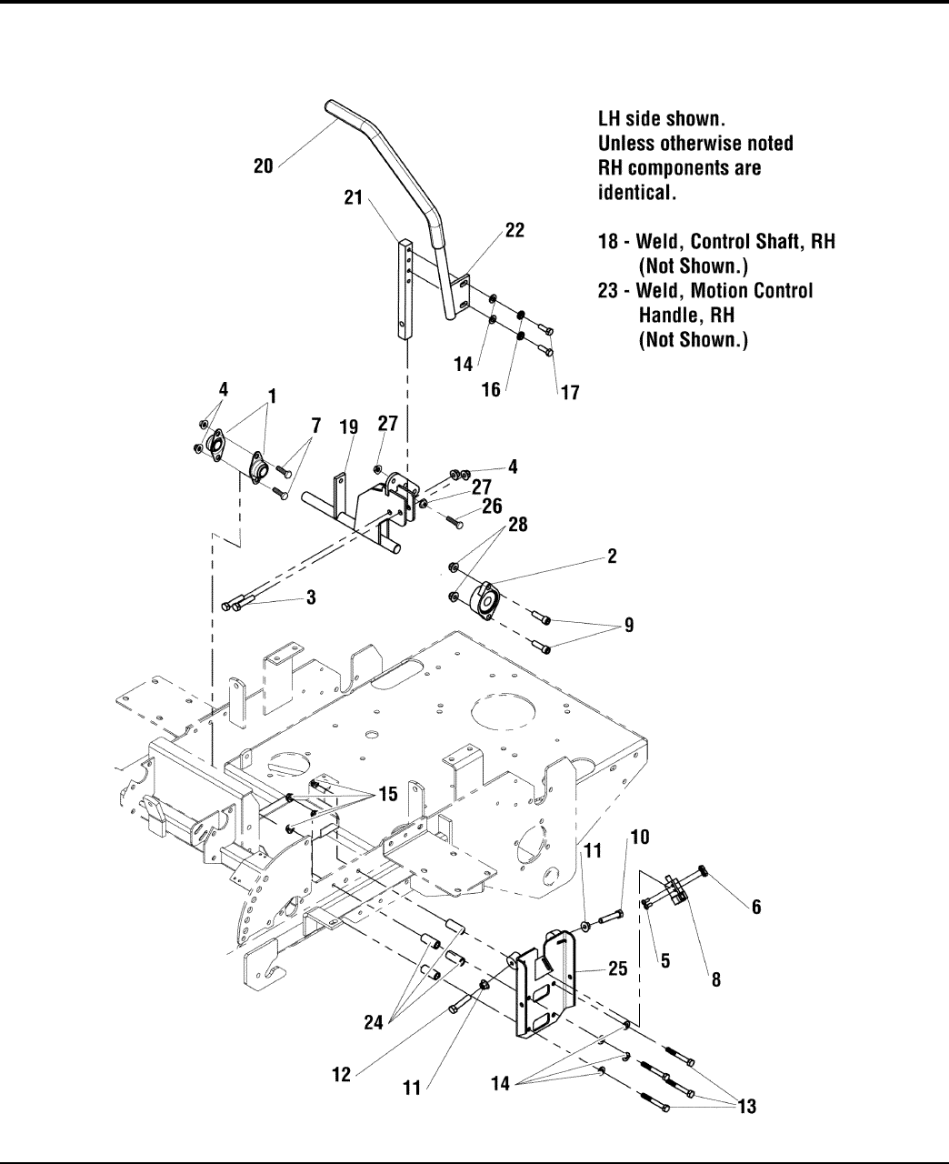 Page 22 of Simplicity Lawn Mower 2690451 User Guide