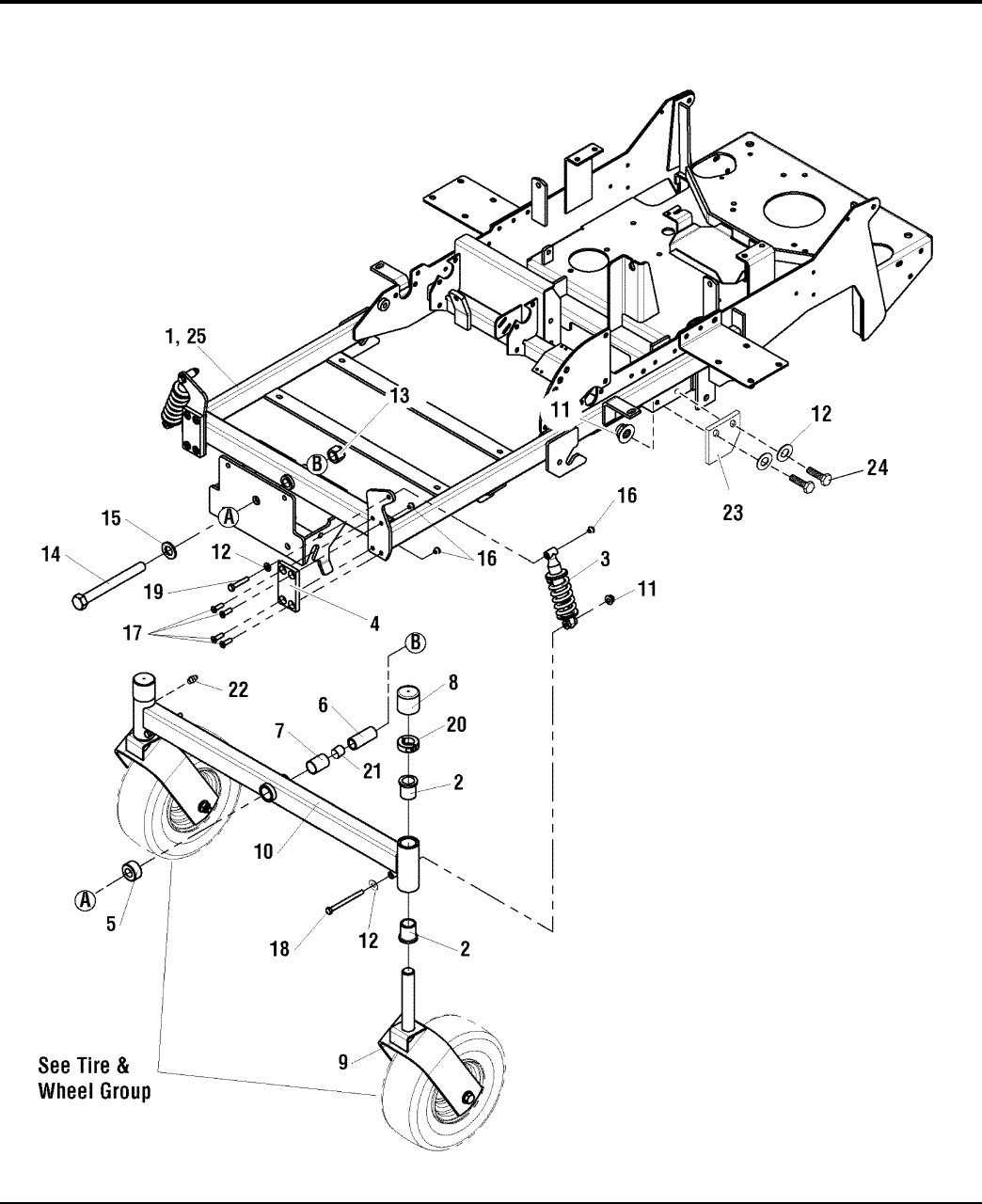 Page 4 of Simplicity Lawn Mower 2690451 User Guide