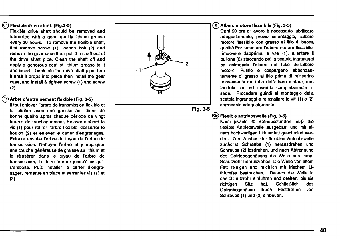 Page 43 of Tanaka Trimmer TBC-4000 User Guide