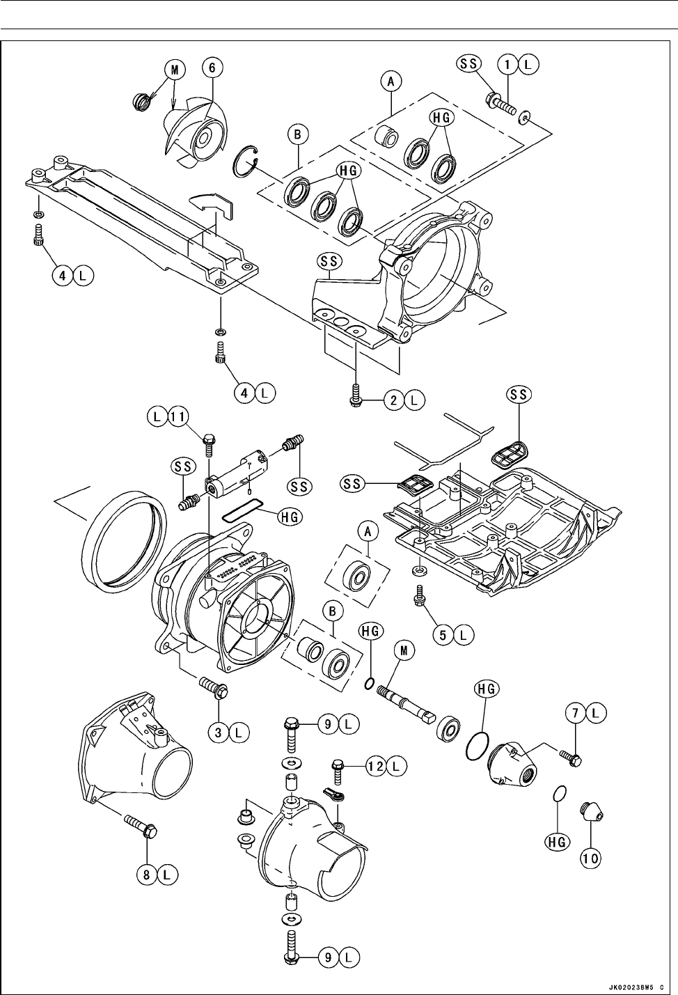 Page 272 of Kawasaki Jet Ski STX-15F User Guide