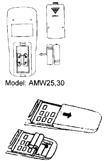 Page 17 of Philips Air Conditioner AMW User Guide
