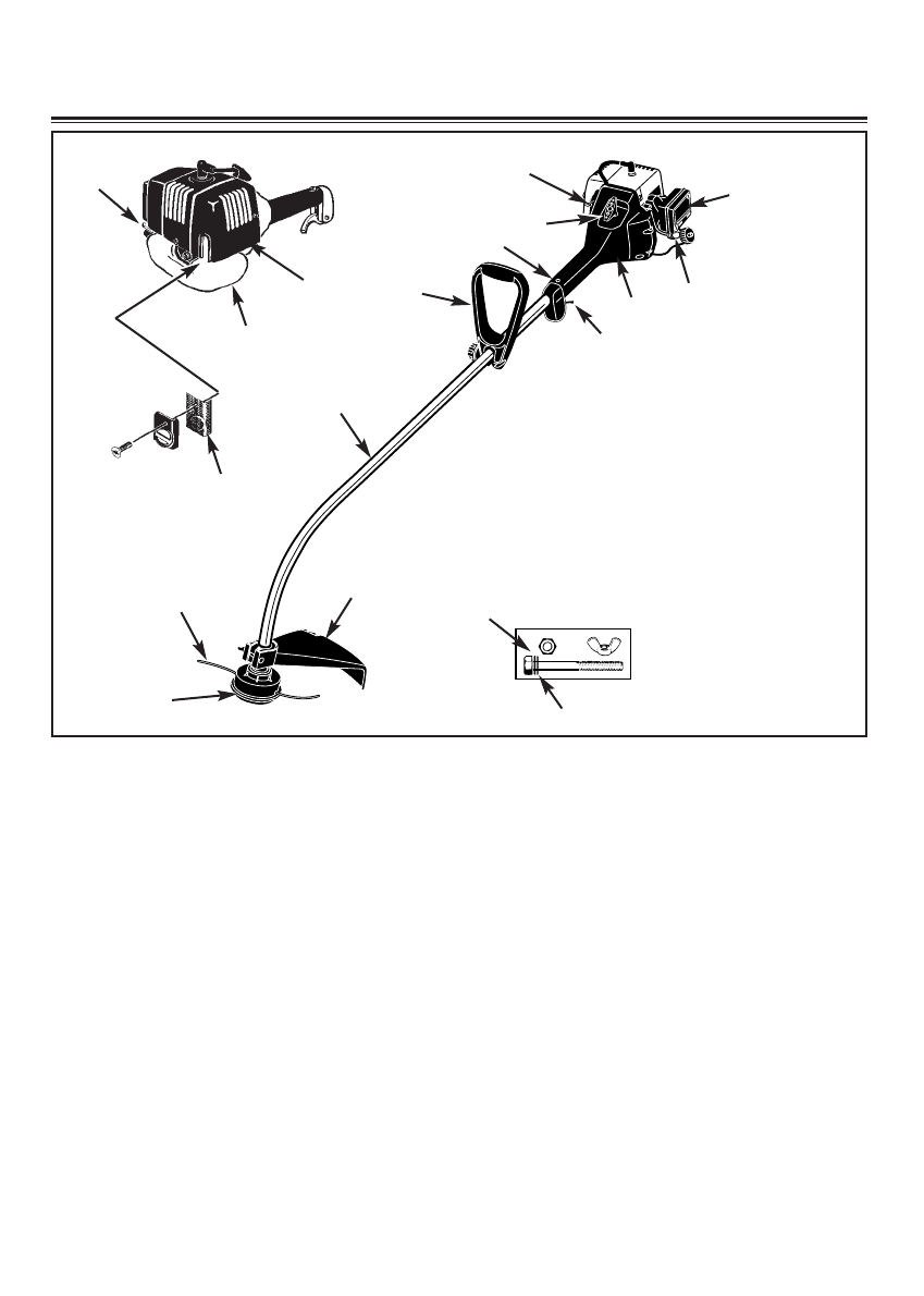 Page 4 of McCulloch Trimmer MT3311 User Guide
