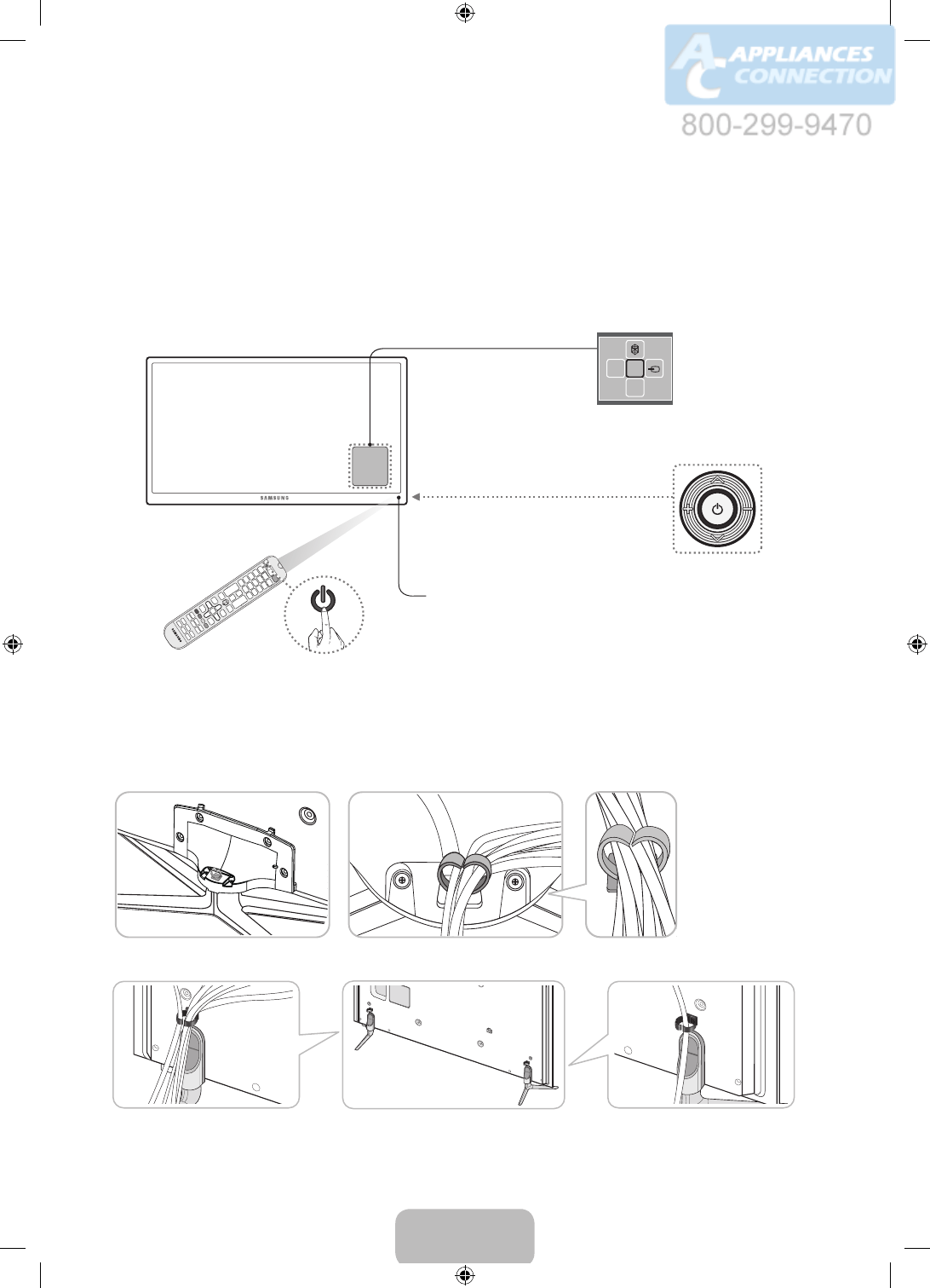 Page 7 of Samsung Flat Panel Television UN55H6350 User