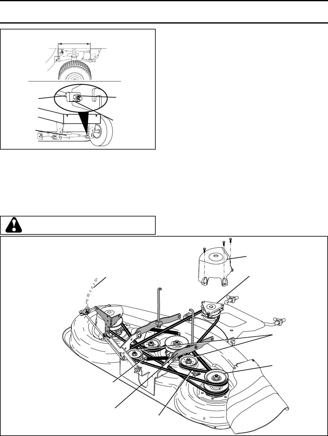 Page 22 of Poulan Lawn Mower PK20H48YT User Guide